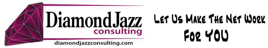 Diamond Jazz Consulting Logo